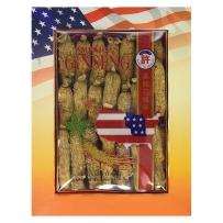 【美国直邮】许氏S133.4大号短枝美国进口威州西洋参段盒装花旗参段113g