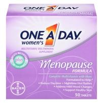 BAYER 拜耳 One A Day 女性更年期复合维生素 50粒