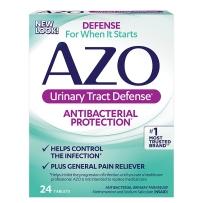 AZO Urinary Tract Defense泌尿道防护抗菌保护片24片