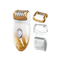 Panasonic 松下ES-ED50-N多功能干/湿两用脱毛器 带有四个附件和旅行袋
