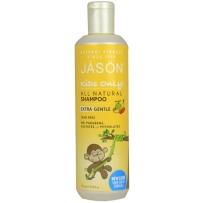 JasonJason天然有机儿童超温和洗发水 517ml