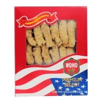 【美国直邮】WOHO #131.4花旗参盒装威斯康辛州进口西洋参中段113g