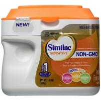 雅培金盾一段  非转基因低敏防胀气奶粉  638g