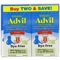 Advil  婴幼儿退烧止痛滴剂 15ml * 2  特惠装