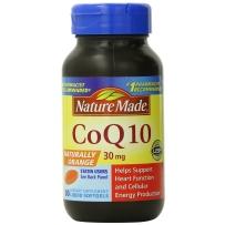Nature Made 辅酶CoQ10 30mg 30粒液体软胶囊