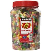 Kirkland Jelly Belly 吉力贝 吉利豆 49种口味 1.81kg