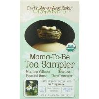 Earth Mama Angel Baby 地球妈妈 天然有机准妈妈保健茶 16包