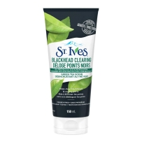 st.ives圣艾芙绿茶面部身体磨砂膏洗面奶150ML 去黑头温和去角质