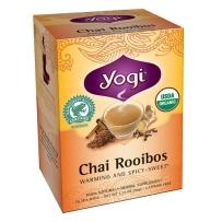 美国Yogi Tea Chai Black印度瑜伽红茶 抗迟滞感受振奋 16包