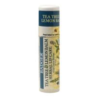 Badger贝吉獾cocoa butter可可脂润唇膏 茶树柠檬味 7g大容量 缓解唇炎