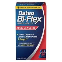 Osteo Bi-Flex 改善舒缓关节肌肉 7天见效 80粒