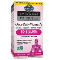 Garden of Life 生命花园 博士配方女性有机益生菌 500亿 30粒 调理肠道改善便秘