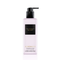 Victoria's Secret  黑色牡丹和果仁糖味 Scandalous芬芳乳液 250ml