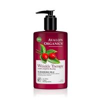 Avalon阿瓦隆Organics天然辅酶Q10紧致抗皱洁面啫喱 251ml