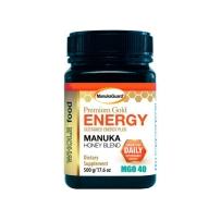 Manuka guard医疗级麦卢卡蜂蜜 黄金版能源MGO 40 ENERGY能量系列 500G