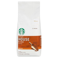 StarBucks 星巴克  House Blend咖啡粉 中度烘焙  566g