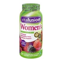 VitaFusion WoMen's女士综合维生素水果口味软糖 220粒