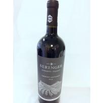 美国納帕河谷 beringer贝灵哲庄园武士赤霞珠 葡萄酒 2013 750ml