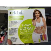 Body Lab7天快速燃脂瘦身 抑制食欲减肥胶囊保健品组合套 新包装