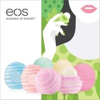 eos™ 天然有机润唇膏 6种口味超值装