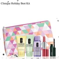 Clinique倩碧 2018年新年倩碧套装护肤彩妆紫色六件套超值礼包