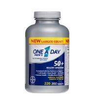 One A Day 拜耳每天一粒50+男性复合维生素220粒