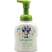 BabyGanics 甘尼克 泡沫免洗洗手液 不含酒精 无香型 250ml