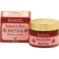 Badger贝吉獾玫瑰美颜膏面唇两用28G美白保湿死皮按摩膏