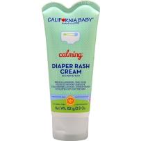 California Baby 加州宝宝 舒缓天然有机护臀霜 82g  舒缓尿疹