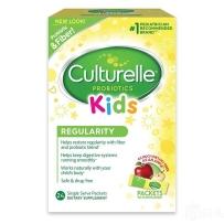 culturelle kids 康萃乐儿童纤维素益生菌粉24袋 苹果味促进肠蠕动