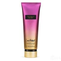 Victoria`s Secret 维多利亚的秘密 爱神诱惑香氛身体乳 Love Addict  236ml 粉紫色 限量款