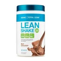 GNC 纤体代餐蛋白粉 瑞士LEAN SHAKE 25巧克力味 1.83lb