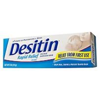 Desitin蓝色婴儿护臀霜 113g  预防舒缓型