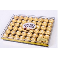 Ferrero Rocher 费列罗 金莎榛仁巧克力 48粒