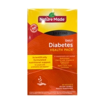 Nature Made糖尿病健康包 Diabetes Health Pack 60包