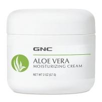 GNC 天然芦荟保湿面霜 57g 轻盈细腻 保湿润肤