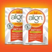 align 对齐益生菌补充 24/7消化支持与Bifantis,42*2粒 胶囊