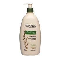 Aveeno 天然燕麦24小时滋润保湿身体乳液 591ml