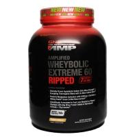 GNC AMP 加强型乳清蛋白粉60 增肌粉 香草味 1267g