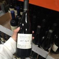 ROBERT GOYETTE PINOT NOIR 诺玛县红葡萄酒2013   750ML