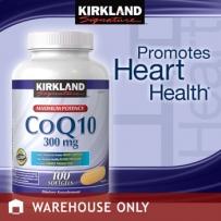 Kirkland 可兰 辅酶Q10 300毫克 100粒
