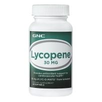 GNC 番茄红素 30mg  60粒 美容抗癌抗衰