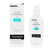 Neutrogena 露得清无油保湿润肤乳 SPF15 118ml