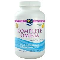 Nordic  Omega-3-6-9软胶囊  柠檬味 1000mg 180粒