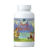 Nordic Naturals  复合维生素浆果软糖  3g  200粒  2岁以上