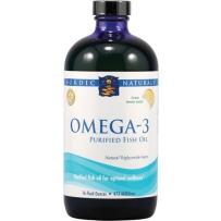 Nordic  omega-3深海鱼油 柠檬味 473ml