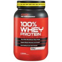 GNC新包装 100%纯乳清蛋白粉 1.87 磅  香草味