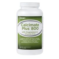 GNC  柠檬酸钙片 镁+VD 240片