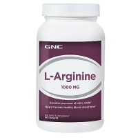 GNC L-Arginine 精氨酸 1000mg 90片