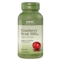 GNC 蔓越莓精华片 500mg 100片 妇科保健